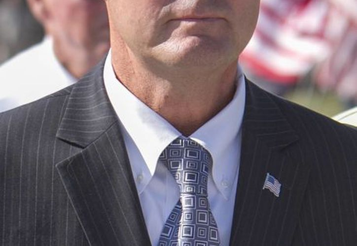 Sheehy era fuerte candidato a la gobernatura de Nebraska. (Agencias)