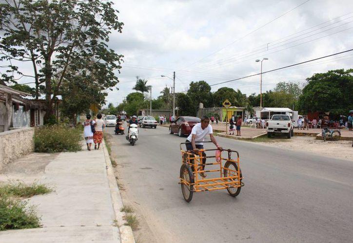Al menos 10% de las familias de Quintana Roo se encuentran con mala alimentación por falta de dinero. (Ángel Castilla/SIPSE)