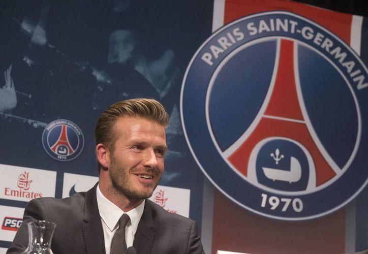 Beckham ya ha sido campeón en España, Inglaterra y EU. (AP)