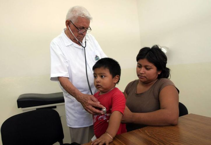 Exhortan a padres de familia a no automedicar a sus hijos, ante una gripa. (Milenio Novedades)