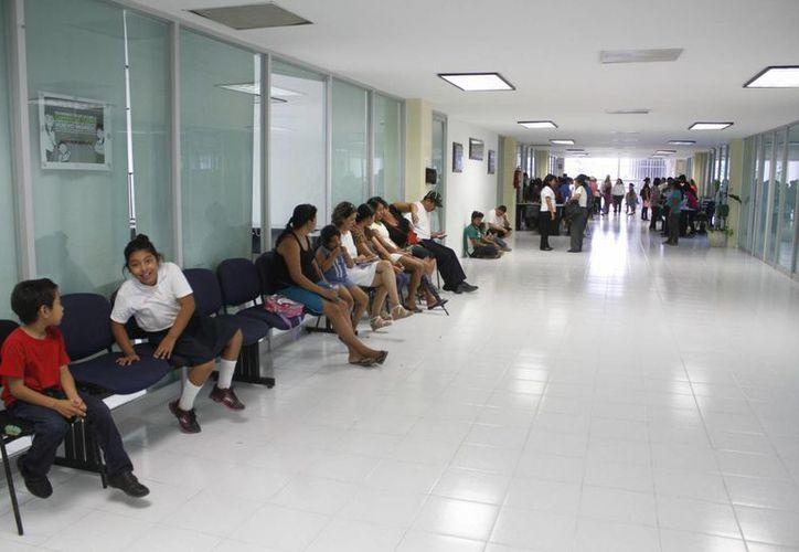 Seis padres de familia levantaron una denuncia  en contra de una maestra de primer grado de primaria. (Sergio Orozco/SIPSE)