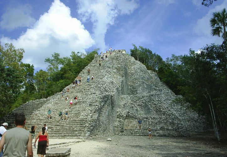 Este año las zonas arqueológicas de Q. Roo recibieron 8 % más visitantes que en 2013. (Foto de contexto/Internet)