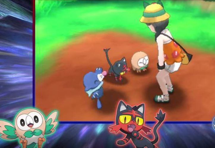 El nuevo tráiler de Pokemón tiene una duración de 55 segundos. (Contexto)