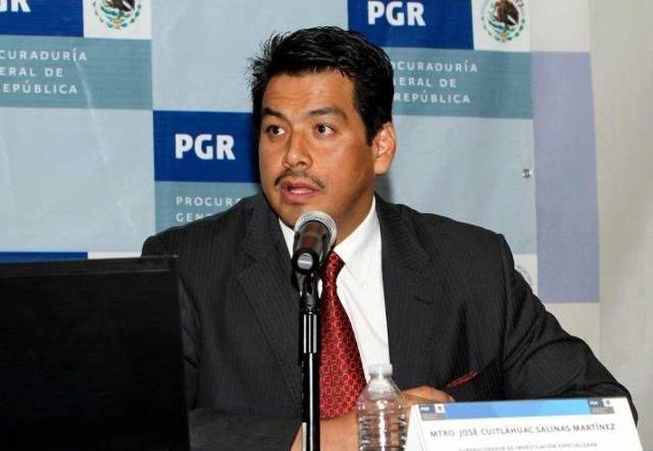 Cuitláhuac Salinas Martínez solicitó un amparo contra la Procuraduría General de la República. (Archivo SIPSE)