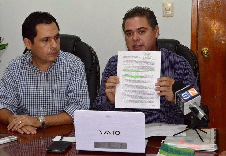 La denuncia contra  Armando Díaz Suárez fue interpuesta en la agencia 5a del MP. (Cortesía)