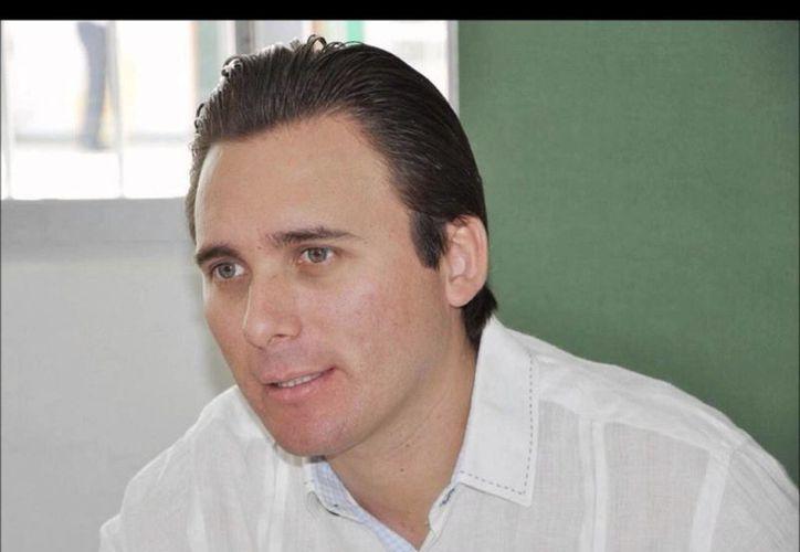 Harley Sosa. presidente de la Comisión de Derechos Humanos en el Estado, mandó un pronunciamiento en contra del Leyzaola. (Foto: Contexto)