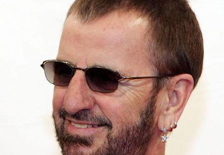 Ringo Starr también anunció el lanzamiento mundial de un DVD. (fotoneria.com/Archivo)