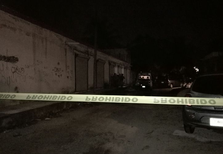 El crimen se registró en una cuartería en la delegación de Alfredo V. Bonfil. (Redacción)