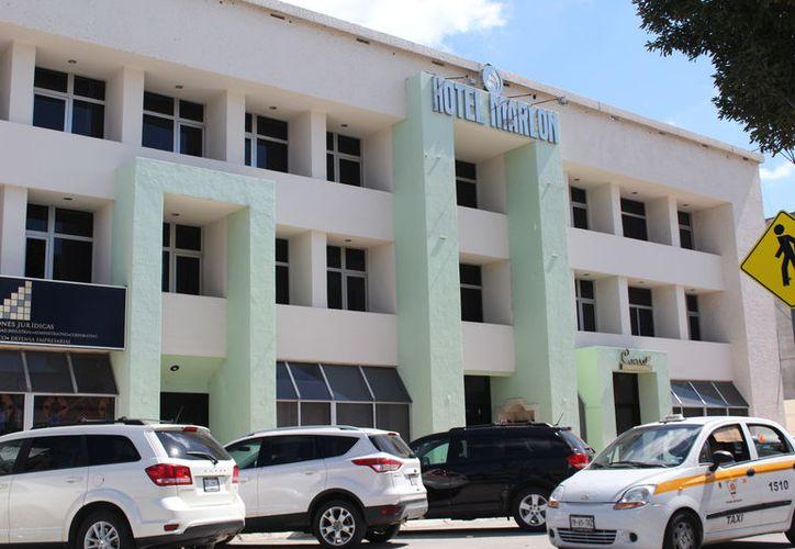 Sobre la reducción del presupuesto, planteado para promoción turística, el funcionario dijo que se busca completar con recursos del gobierno estatal. (Joel Zamora/SIPSE)