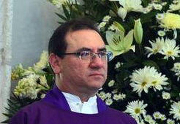 Pbro. Patricio Sarlat Flores. (Milenio Novedades)