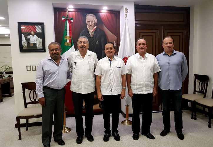 Jorge Pérez Pérez fue nombrado por el gobernador Carlos Joaquín como Director General del Instituto de Movilidad de Quintana Roo (IMQROO).