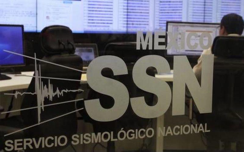Temblor de 5.4 sacude a la Ciudad de México