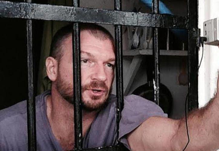 El productor de survivor, Bruce Beresford-Redman, recibió la sentencia de 12 años por el homicidio de su esposa Mónica Burgos. (Archivo/SIPSE)