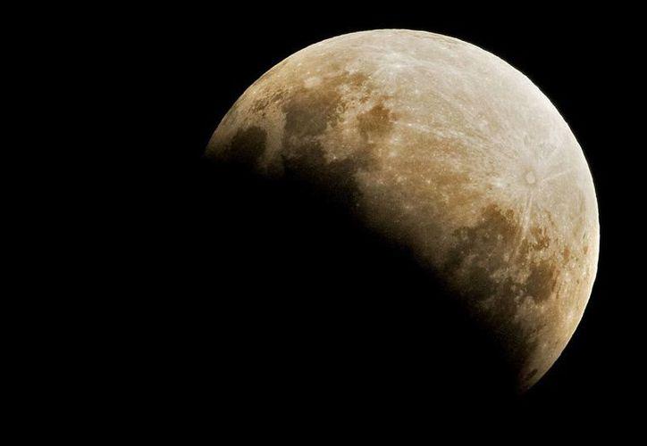 Este viernes 10 de febrero se producirá un eclipse penumbral total de Luna. (JJ Harrison)