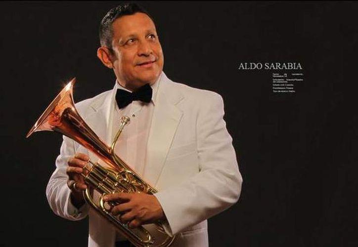La Banda El Recodo no ha confirmado la desaparición de su trompetista Aldo Sarabia. (Instagram/Luis Antonio Lopez Flores)
