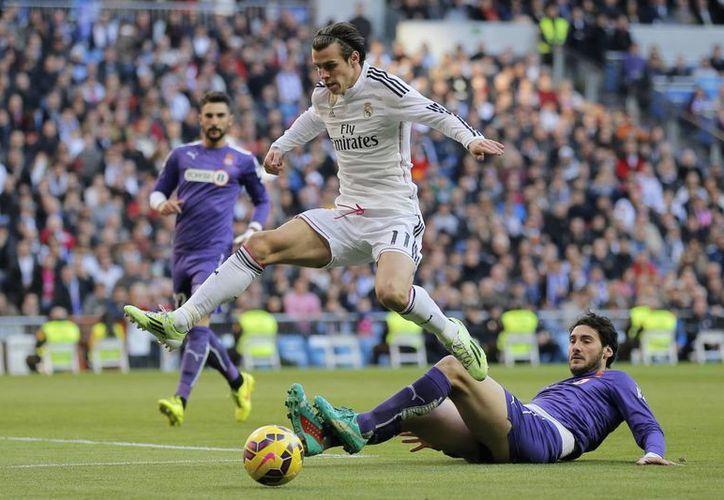 Gareth Bale volvió a ser uno de los jugadores más desequilibrantes del Real Madrid, al grado que marcó un gol ante Espanyol. (Foto: AP)