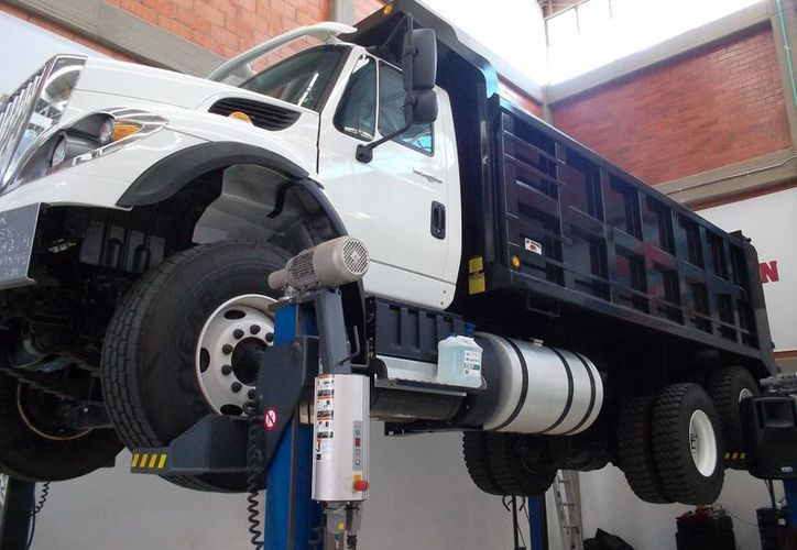La compañía International de camiones ingresará a Colombia unos dos mil vehículos pesados de más de 10.5 toneladas de carga. (Notimex)