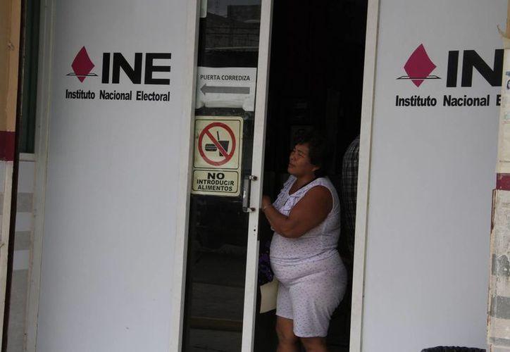 En el municipio Benito Juárez existen tres módulos de atención. (Tomás Álvarez/SIPSE)