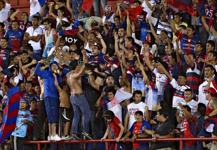 Los Potros del Atlante se enfrentarán esta noche nuevamente contra los Cimarrones de Sonora. (atlantefc.mx)