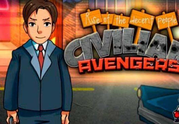 """""""Civiles Vengadores"""" es el juego inspirado en las autodefensas michoacanas; los creadores niegan que haga apología de la violencia. (TKO Games)"""