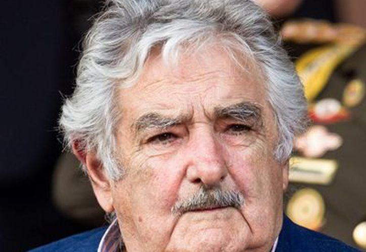 El presidente de Uruguay, José Mujica, no pudo viajar a México para recibir el premio. (Archivo/EFE)
