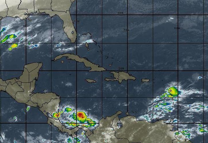 Se espera  cielo parcialmente nublado, con 10 por ciento de probabilidad de lluvias. (Intellicast)