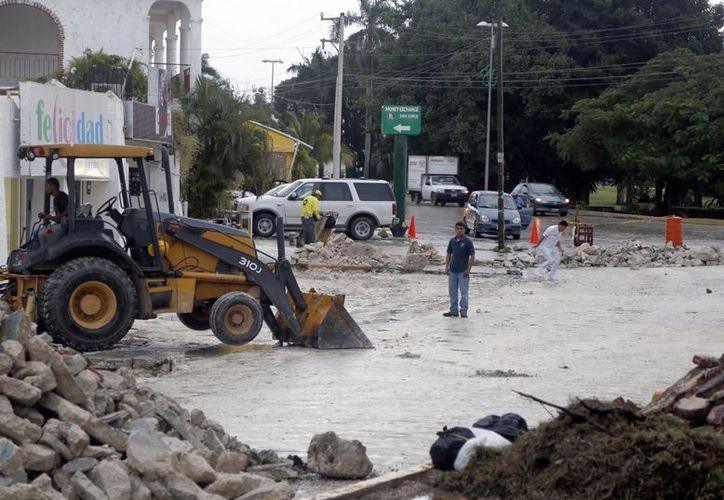 Iniciarán los trabajos de remodelación del centro de la ciudad. (Israel Leal/SIPSE)