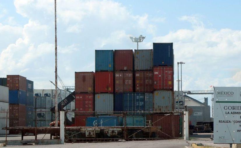 Las exportaciones yucatecas llegan a diversos países del mundo, ejemplo de esto es Dubai. (Milenio Novedades)