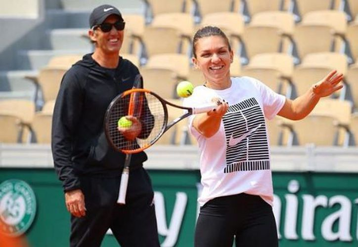 La rumana Simona Halep continuó por decimoctava semana consecutiva al frente del ranking mundial. (Instagram)