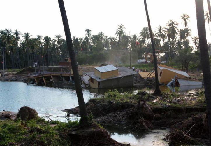 Señalan que serán investigadas las acciones de los tres niveles de gobierno durante el desastre. (Archivo/Notimex)