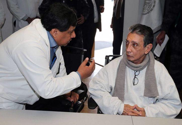 Villanueva Madrid está en un reclusorio ubicado en Ayala, Morelos. (Redacción)