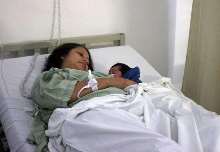 El 20 por ciento de los nacidos en Playa del Carmen, no son inscritos ante el Registro Civil.  (Redacción/SIPSE)