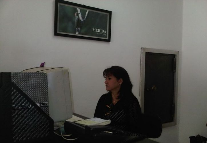 Doris Candila dejó 'plantadas' a las autoridades de la Contraloría. (SIPSE)