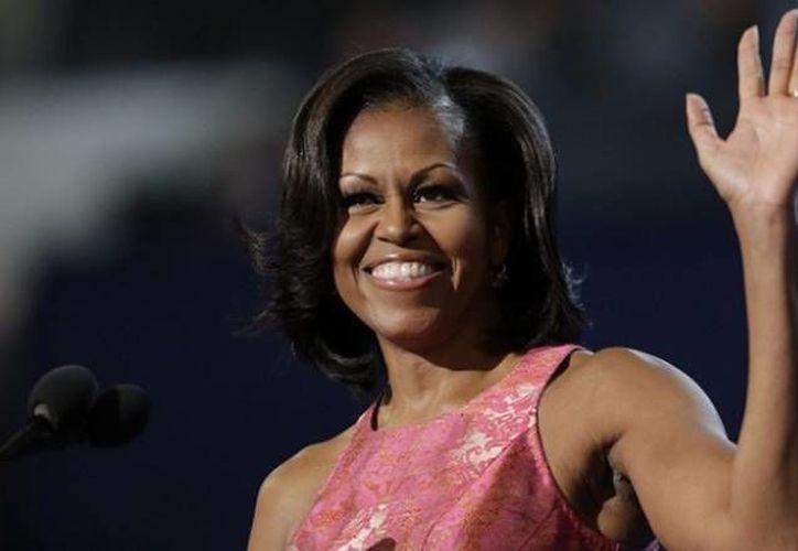 La primera dama estadounidense Michelle Obama. (Archivo/Agencias)