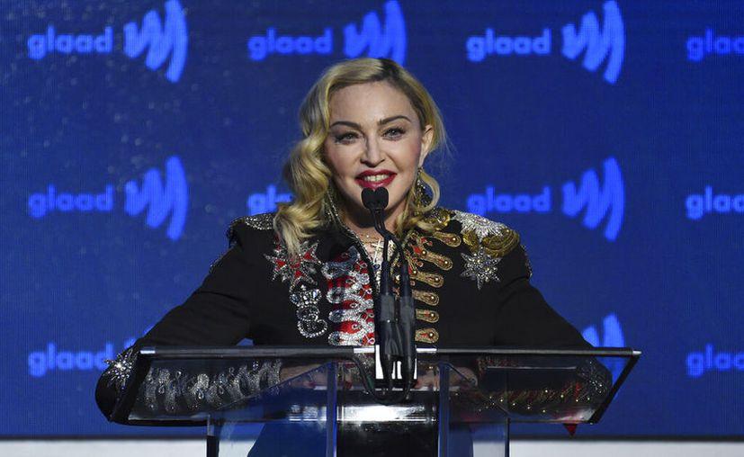 La intérprete de 'Like a Prayer' se mostró esperanzada de que ese encuentro suceda en el futuro. (Foto Evan Agostini/Invision/AP)