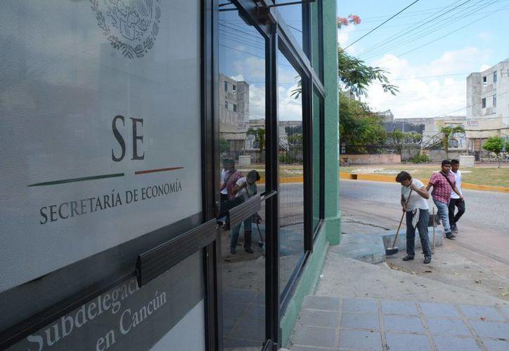 La Secretaría de Economía esperaba al menos tres mil solicitudes en proyectos de empresas básicas y de alto impacto. (Victoria González/SIPSE)