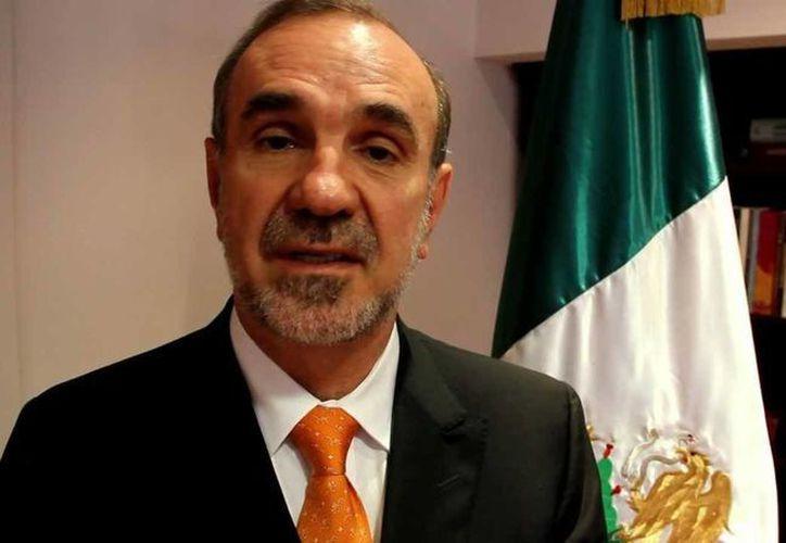 Carlos Manuel Sada Solana ha sido alcalde de la ciudad de Oaxaca y en su carrera ha ocupado varios cargos de nivel federal. (Archivo/Agencias)