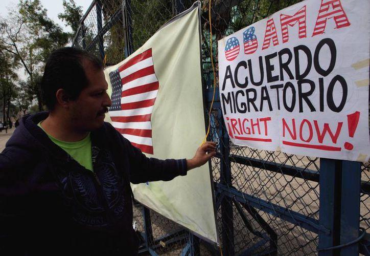 La reforma migratoria en EU beneficiaría a millones de mexicanos. (Notimex)