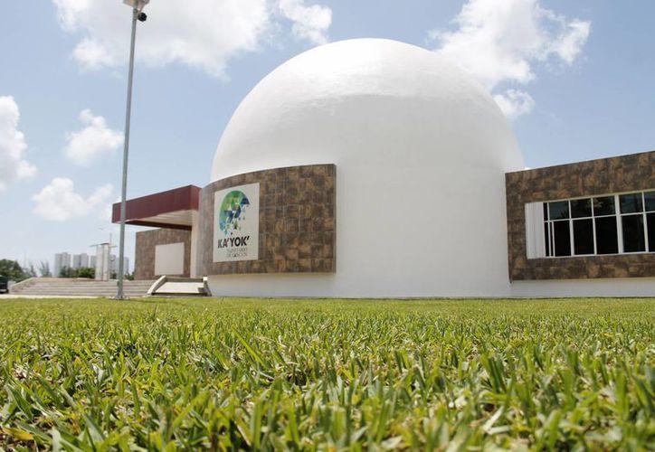 Los espacios que más llamaron la atención de los asistentes fueron el planetario, el observatorio y el Museo del Agua. (Archivo/SIPSE)