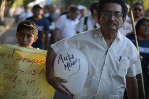 Autamuady realiza marcha por sus derechos