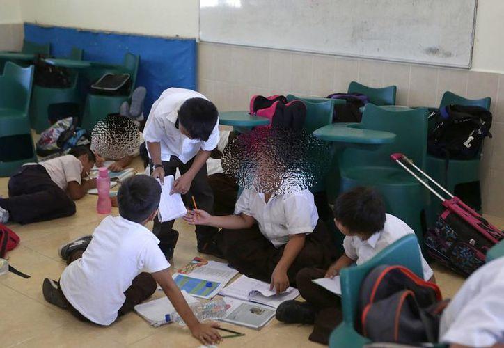 Según las autoridades, los niños con necesidades educativas especiales deben ser incluidos apropiadamente en la educación regular, y lograr que ejerzan su derecho a la educación básica sin discriminación. (Imagen estrictamente ilustrativa/ Notimex)