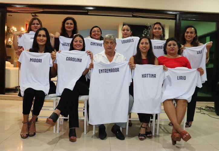 Las triunfadoras, tres décadas después. (Novedades Yucatán)
