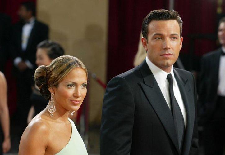 Jennnifer López y Ben Affleck protagonizaron una historia de amor que terminó hace 10 años. (rumberanetwork105.com)