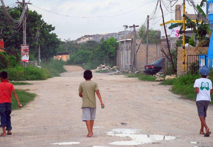 El municipio de Benito Juárez es el que más reporta casos de menores de edad en situación de abandono, los cuales permanecen en el DIF mientras se resuelve su situación. (Tomás Álvarez/SIPSE)