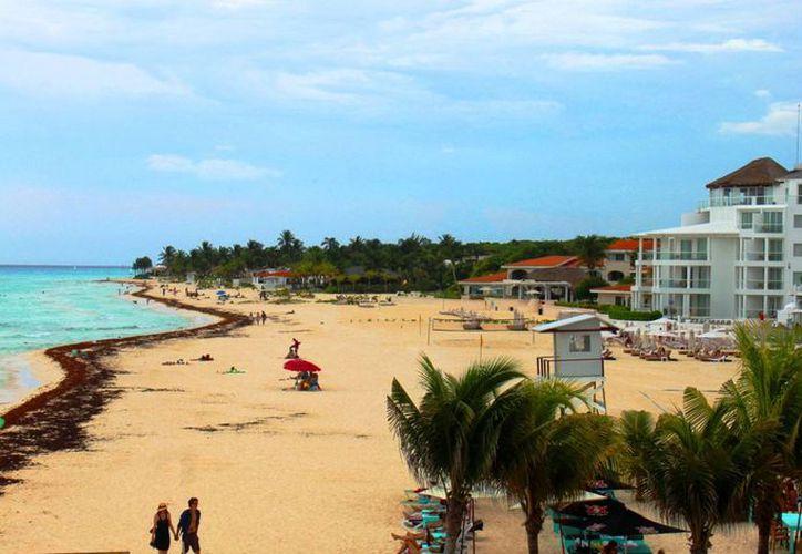 La Capitanía de Puerto indicó que ya no se darán más permisos náuticos en Playacar. (Daniel Pacheco/SIPSE)