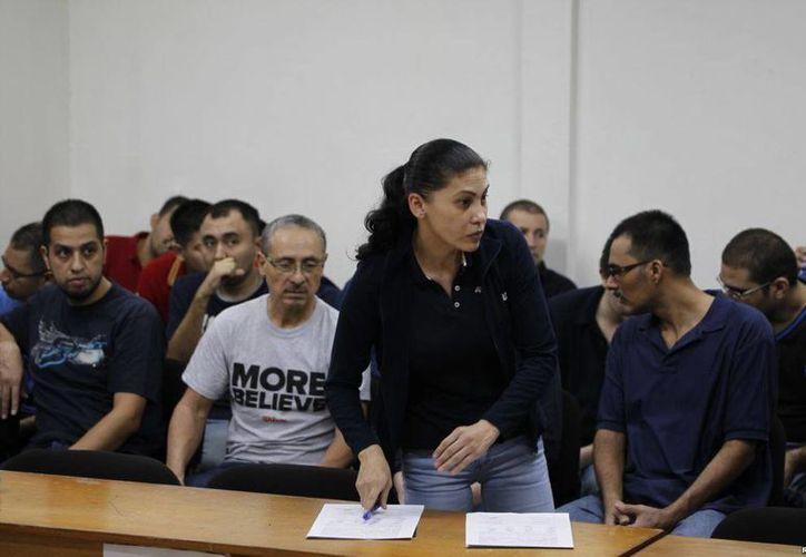 """Raquel Alatorre Correa, quien encabezaba al grupo, sigue detenida en las celdas de la Dirección de Auxilio Judicial de la Policía en Managua por razones de """"seguridad"""". (http://www.voanoticias.com)"""