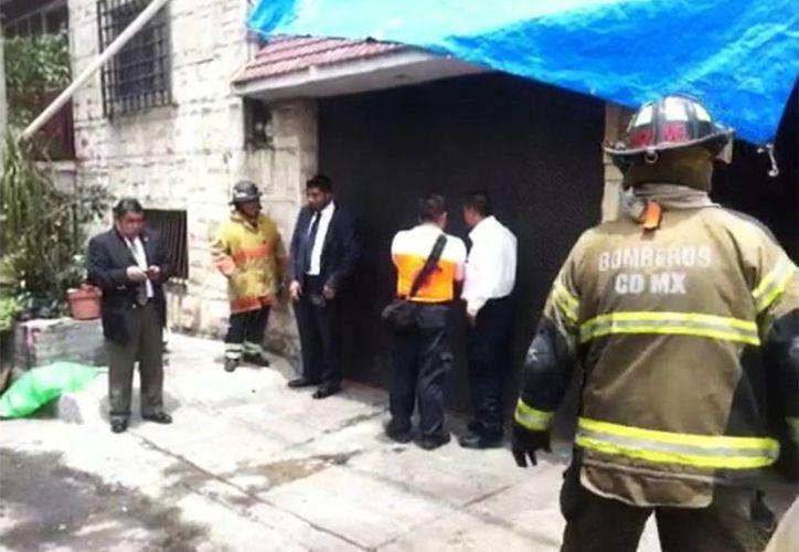 Las autoridades ya se encuentran investigando las causas de la explosión. (Excélsior)