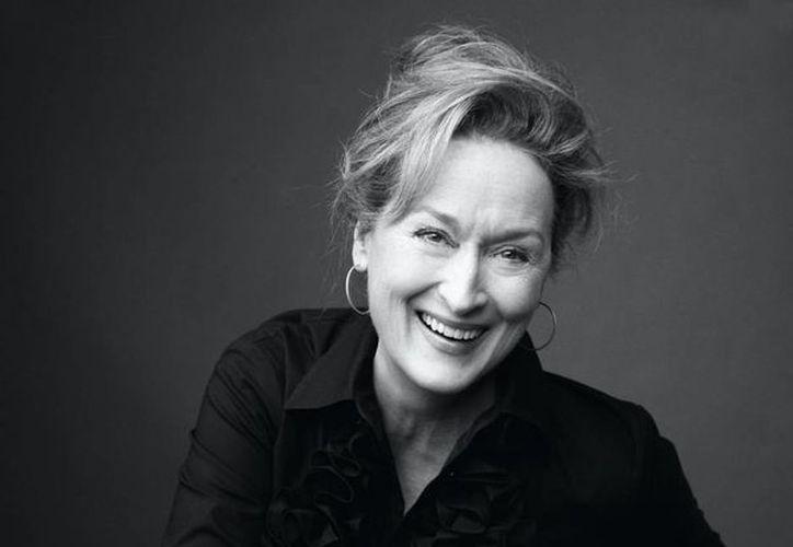La actriz Meryl Streep presidirá el jurado del Festival de cine de Berlín. (mmstudio.mx)