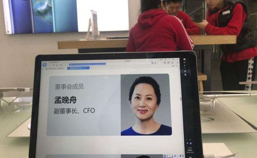 La embajada de China en Ottawa dijo que Meng no violó ninguna ley estadounidense ni canadiense. (Excélsior)