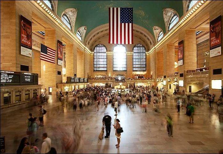 La Gran Estación Central se convirtió en uno de los lugares símbolo de la iconografía de Nueva York.  (topleftpixel.com)